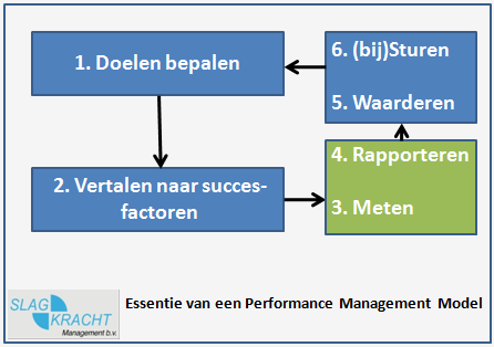 de essentie van performance management