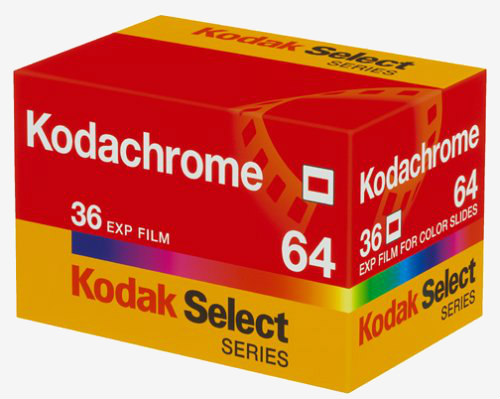 Kodachrome film rol.gr