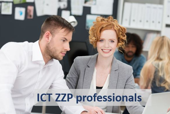 training outsourcing regie en demand management voor ICT ZZP professionals