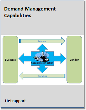 Capability Management / Demand Management Capabilities