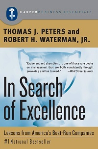 In Search of Excellence Peters and Waterman